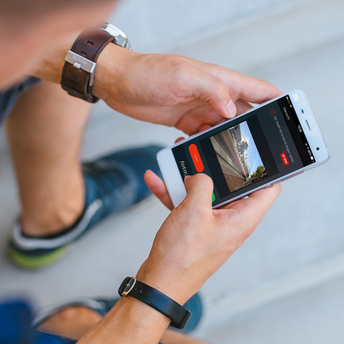 eon.at – Referenzen Wiener Fotomarathon Handy-App